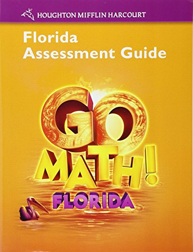 9780153853203: Houghton Mifflin Harcourt Math Florida: Assessment Guide Grade 5
