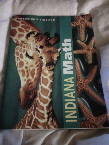 Houghton Mifflin Harcourt Math Indiana: Student Edition: HARCOURT, HOUGHTON MIFFLIN