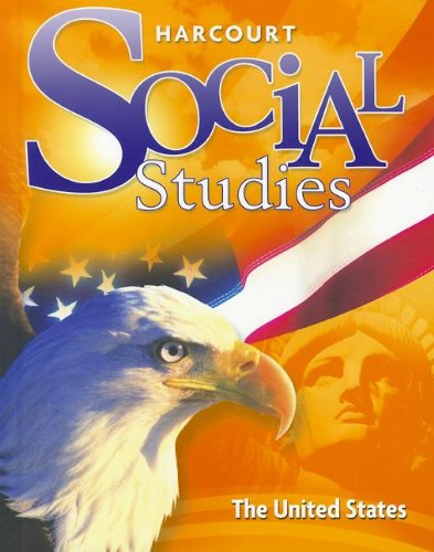 9780153858888: The United States (Harcourt Social Studies)