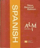 9780153886355: A-LM Spanish, Level 1, 2nd Edition
