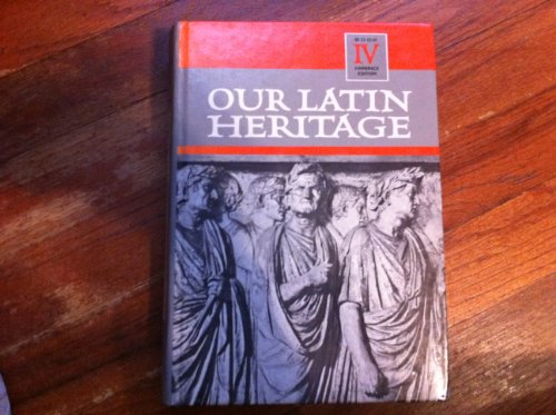 Our Latin Heritage: Hines, Lillian M.