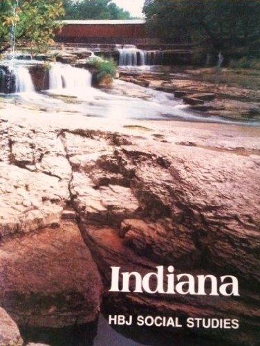 Indiana (HBJ social studies): Lorna C Mason