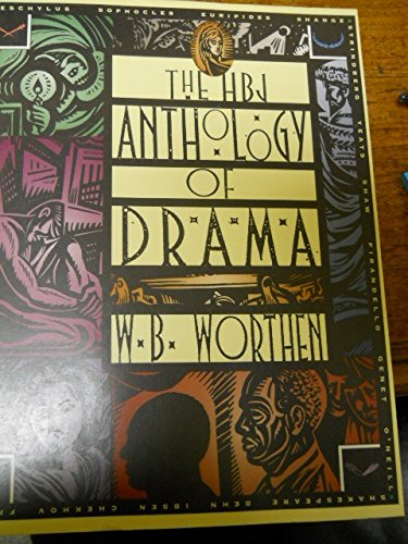 9780155000063: The HBJ Anthology of Drama