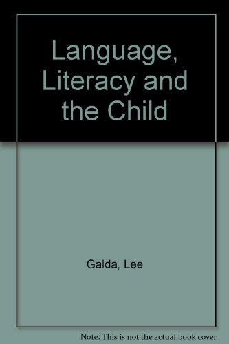 9780155000247: Language Literacy and the Child