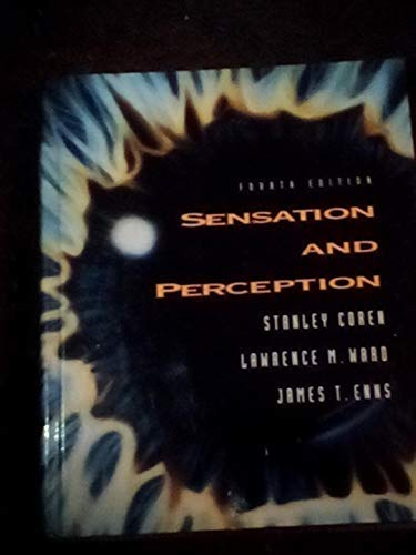 9780155001039: Sensation and Perception