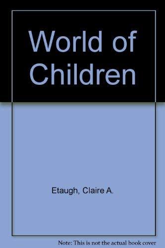 9780155001473: World of Children