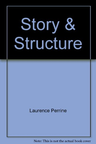 Story & Structure (0155003003) by Laurence Perrine