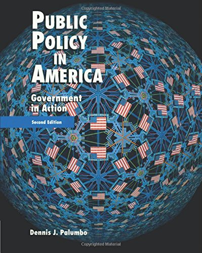 Public Policy in America: Government in Action: Palumbo, Dennis J.