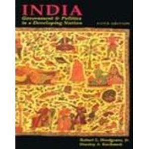 9780155003842: India: Government and Politics in a Developing Nation