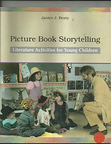 9780155004863: BEATY PICTURE BOOK STORYTELLING (Literature Activities for Young Children)