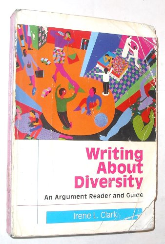 9780155009493: Writing About Diversity: An Argument Reader and Guide