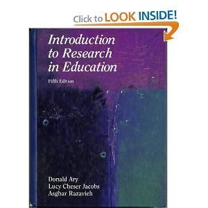9780155009820: Introduction to Research in Education