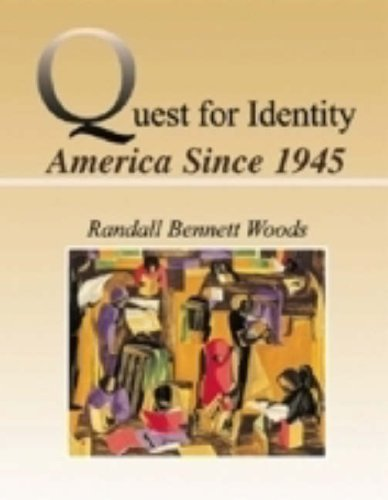 9780155009998: Quest for Identity: The U.S. Since 1945