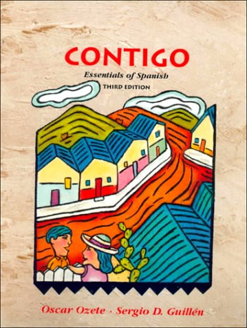 9780155010857: Contigo: Essentials of Spanish