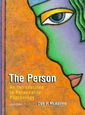 9780155012745: The Person: An Introduction to Personality Psychology