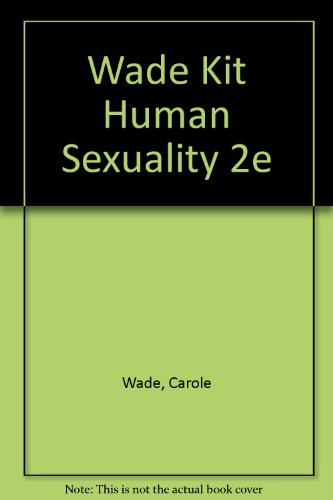 9780155014572: Human Sexuality