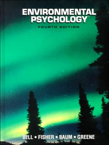 9780155014961: Environmental Psychology