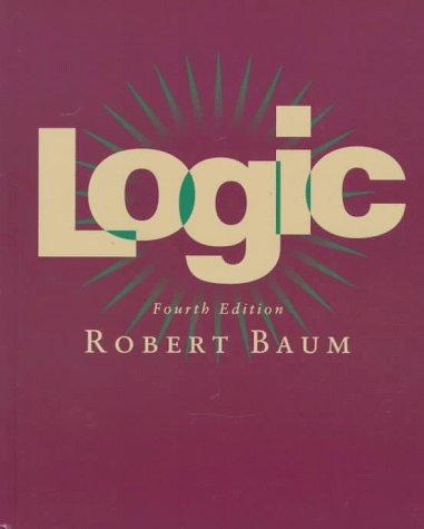 9780155016170: Logic