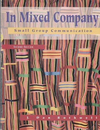 9780155016279: In Mixed Company