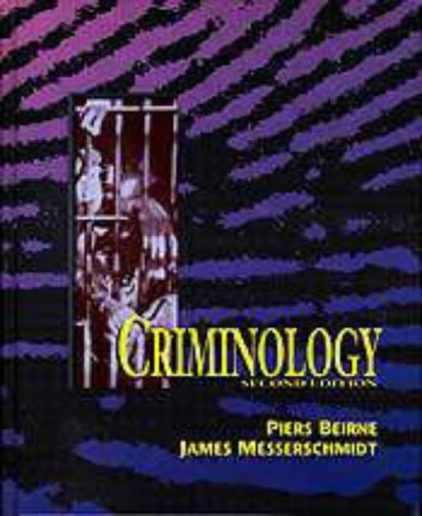 9780155019263: Criminology: An Introduction