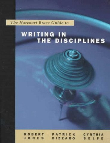 9780155019911: The Harcourt Brace Guide to Writing in the Disciplines