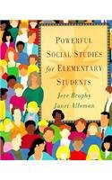 9780155021044: Powerful Social Studies for Elementary Students