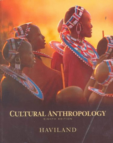 9780155021419: Cultural Anthropology