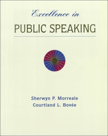 9780155021822: Excellence in Public Speaking