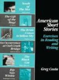 9780155023918: American Short Stories: Exercises in Reading and Writing
