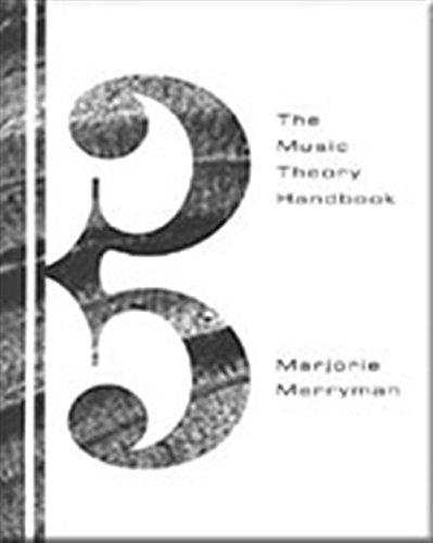 9780155026629: The Music Theory Handbook
