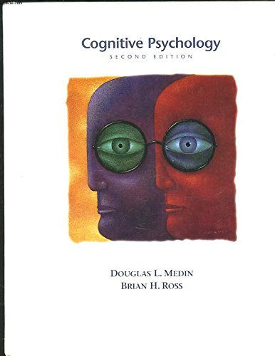 9780155028432: Cognitive Psychology