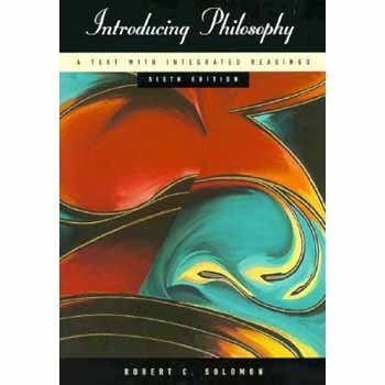 9780155030381: Introducing Philosophy