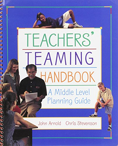 9780155030725: Teacher's Teaming Handbook: A Middle Level Planning Guide