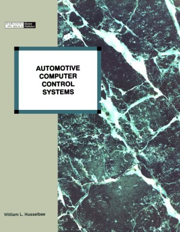 9780155034112: Automotive Computer Control Systems: Fundamentals and Service