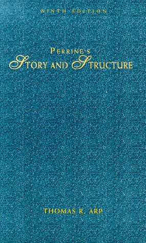 9780155037212: Story and Structure