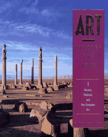 9780155037700: Gardner's Art Through the Ages: Ancient, Medieval, and Non-European Art