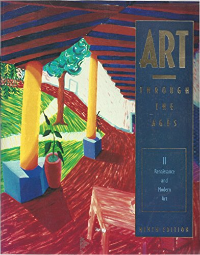 Gardner's Art Through the Ages: Renaissance and Modern Art (0155037714) by Horst De LA Croix; Richard, G. Tansey; Diane Kirkpatrick
