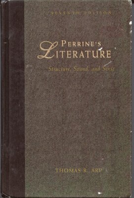 Literature: Structure, Sound and Sense