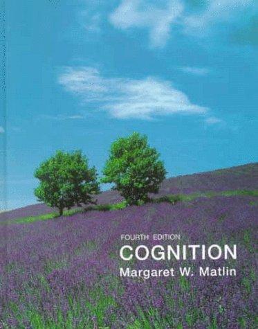 9780155040816: Cognition