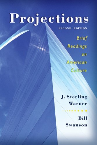 9780155042193: Projections: Brief Readings on American Culture