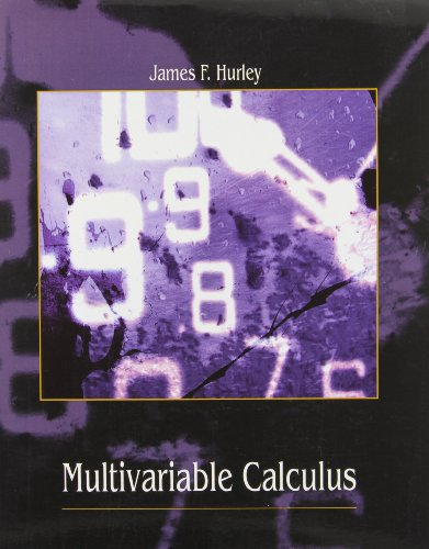 9780155043015: Multivariable Calculus