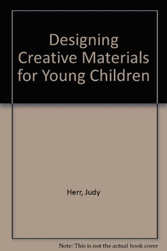 9780155043275: Designing Creative Materials for Young Children