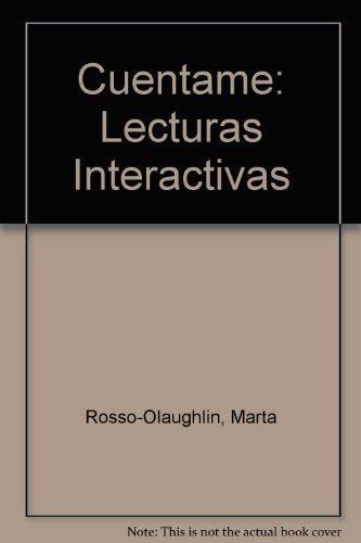 9780155043381: Cuentame: Lecturas Interactivas