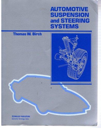 9780155043459: Birch Automtv Suspensn Steerg Syst