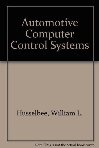 9780155043558: Automotive Computer Control Systems
