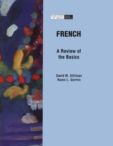 9780155044869: French: A Review of the Basics