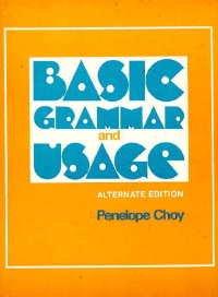 9780155049284: Basic Grammar and Usage