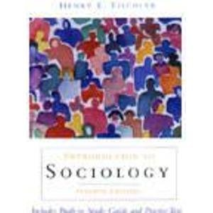 9780155050860: Introduction to Sociology (with InfoTrac)