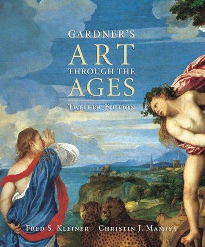9780155050907: Gardner's Art Through the Ages