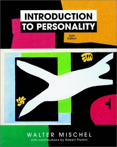 9780155051690: Introduction to Personality